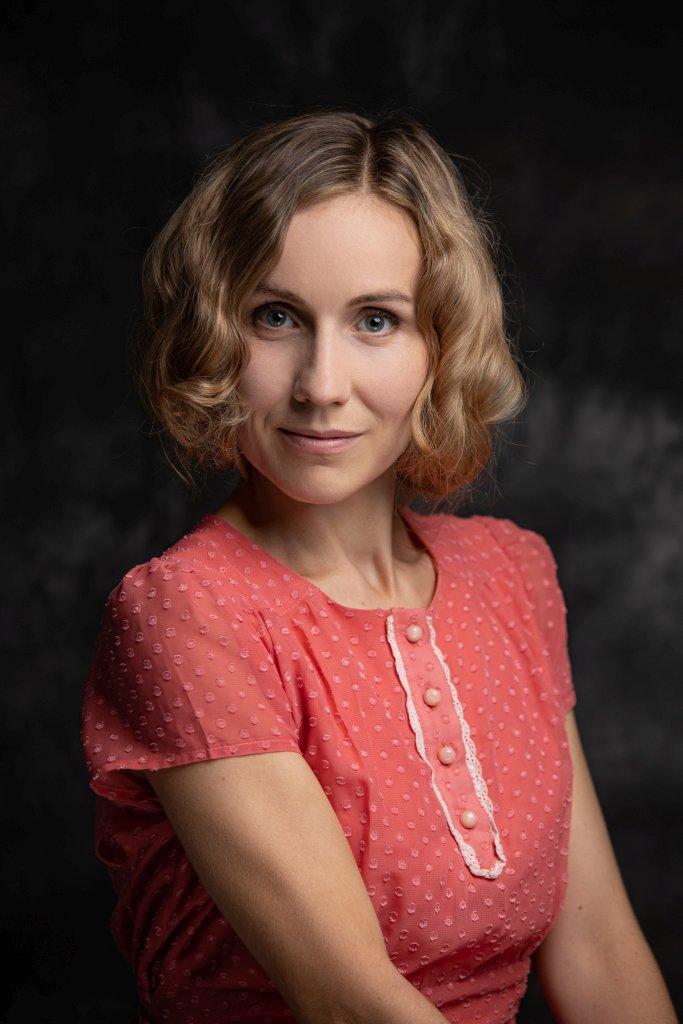 Małgorzata Neczyperowicz - Aktorka filmowa iteatralna!